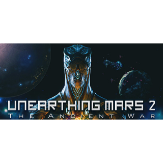 Unearthing Mars 2: The Ancient War - Full Game - Steam Instant - B78