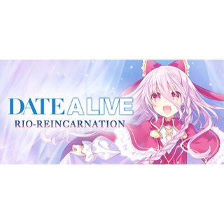 DATE A LIVE: Rio Reincarnation (Global) - Full Game - Steam Instant - E17