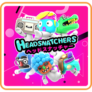 Headsnatchers - Full Game - Switch NA - Instant - P40