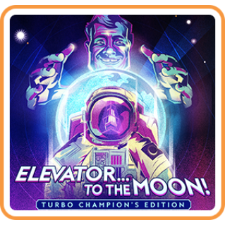 Elevator...to the Moon! Turbo Champion's Edition - Switch NA - Full Game - Instant - C82