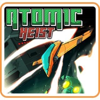 Atomic Heist - Switch NA - Full Game - Instant - H84
