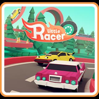 Little Racer - Switch NA - Full Game - Instant - I48