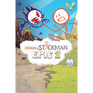 Draw a Stickman: EPIC 2 Xbox (Playable Now) - Full Game - XB1 Instant - M60