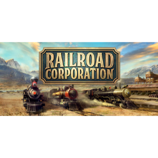Railroad Corporation (GLOBAL) - FULL GAME - Steam Instant - B32