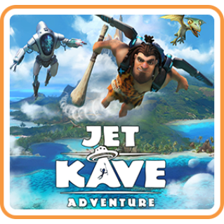 Jet Kave Adventure (Playable Now) - FULL GAME - Switch NA - Instant - J27