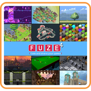 FUZE4 Nintendo Switch (Playable Now) - Switch NA - Full Game - Instant - H43