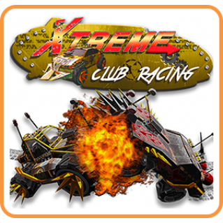 Xtreme Club Racing - Switch NA - FULL GAME - Instant