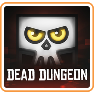 Dead Dungeon - Switch NA - FULL GAME - Instant - A79