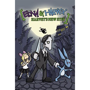Edna & Harvey: Harvey's New Eyes - Full Game - XB1 Instant - G19