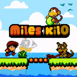 Miles & Kilo - PS4 EU - Playable on PS4 and/or PS VITA - Full Game - Instant - O32