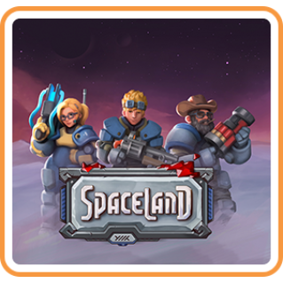 Spaceland - Switch NA - Full Game - Instant - O71