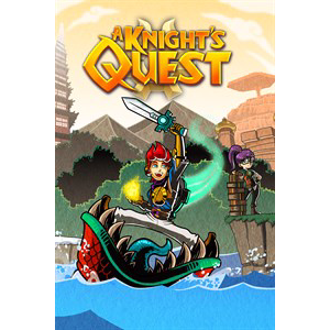 A Knight's Quest (Playable Now) - Full Game - XB1 Instant - M19