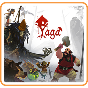 Yaga (Playable Now) -Switch NA - Full Game - Instant - P2