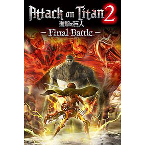 Attack on Titan 2: Final Battle - Full Game - XB1 Instant - C14