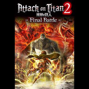 Attack on Titan 2: Final Battle - Full Game - XB1 Instant - C14