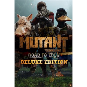 Mutant Year Zero: Road to Eden - Deluxe Edition - Full Game - XB1 Instant - E26