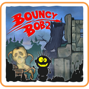 Bouncy Bob 2 (Playable Now) - Full Game - Switch NA - Instant - P31