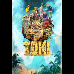 TOKI Juju Densetsu - Full Game - XB1 Instant - C7
