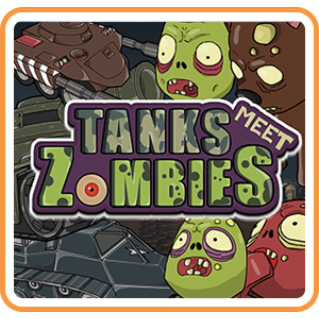 Tanks Meet Zombies - Switch NA - Full Game - Instant