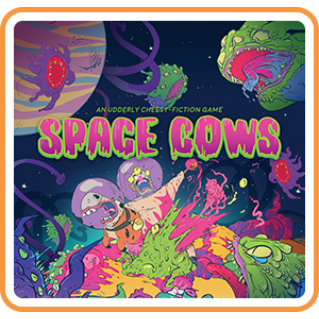 Space Cows - Switch NA - Full Game - Instant - K83