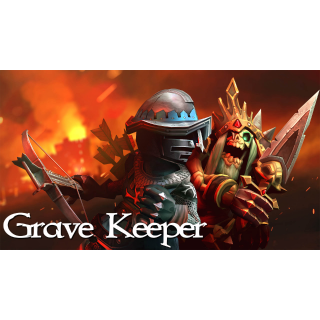 Grave Keeper - Steam (GLOBAL)
