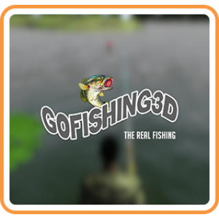 GoFishing 3D - FULL GAME - Switch NA - Instant - A40