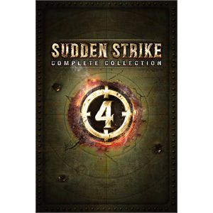 Sudden Strike 4 - Complete Collection - FULL GAME - XB1 Instant - N54