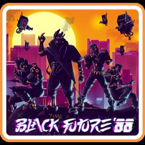Black Future '88 - Switch EU - Full Game - Instant - S9
