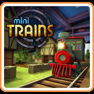 Mini Trains - Switch NA - Full Game - Instant - C58