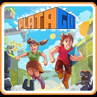 PlataGO! Super Platform Game Maker - Switch NA - Full Game - Instant