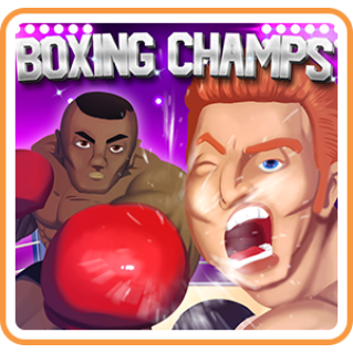 Boxing Champs - Switch NA - Full Game - Instant - A99