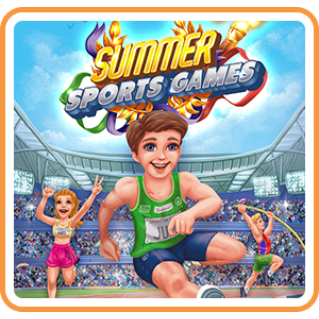 Summer Sports Games - Switch NA - FULL GAME - Instant