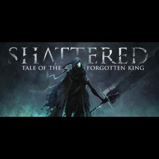 Shattered - Tale of the Forgotten King (GLOBAL) - FULL GAME - Steam Instant - B38