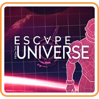 Escape from the Universe (Playable Now) - Switch NA - Full Game - Instant - F31