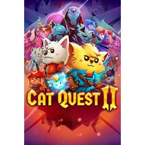 Cat Quest II (Playable Now) - Full Game - XB1 Instant - N82
