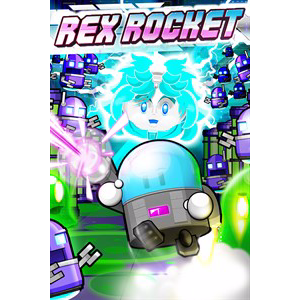 Rex Rocket (Playable Now) - Full Game - XB1 Instant - K13