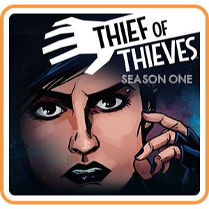 Thief of Thieves: Season One - Full Game - Switch NA - Instant - P56