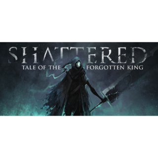Shattered - Tale of the Forgotten King (GLOBAL) - FULL GAME - Steam Instant - A8