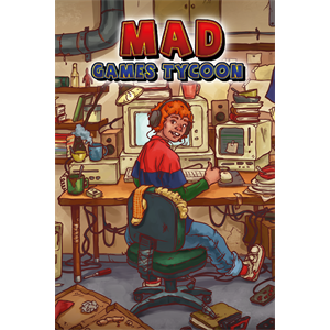 Mad Games Tycoon - Full Game - XB1 Instant - P51