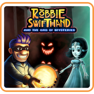 Robbie Swifthand and the Orb of Mysteries - Switch NA - Full Game - Instant - E20