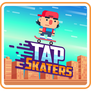 Tap Skaters - Switch NA - Full Game - Instant - F39