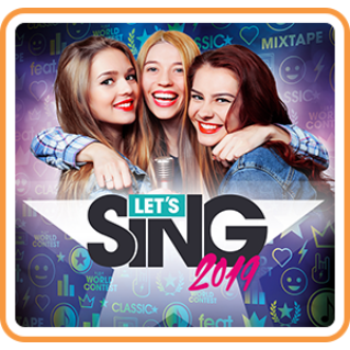 Let's Sing 2019 - Switch NA - Full Game - Instant - D45