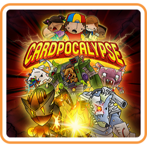 Cardpocalypse (Playable Now) - Full Game - Switch NA - Instant - P32
