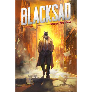 Blacksad: Under the Skin -  Full Game - XB1 Instant - S54