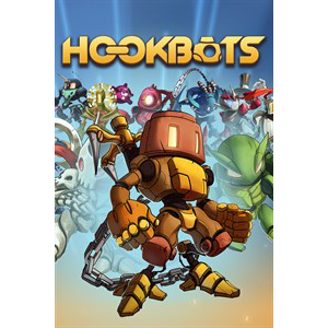 Hookbots - Full Game - XB1 instant - L23
