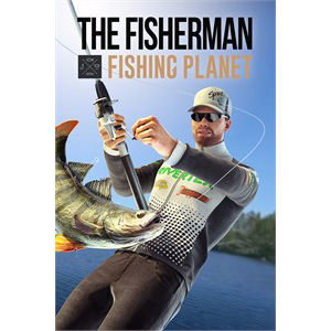 The Fisherman - Fishing Planet (Playable Now) - Full Game - XB1 Instant - L95