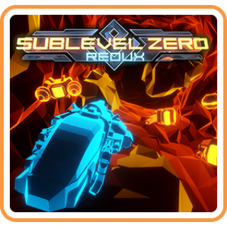 Sublevel Zero Redux (Playable Now) - Full Game - Switch NA - Instant - M32