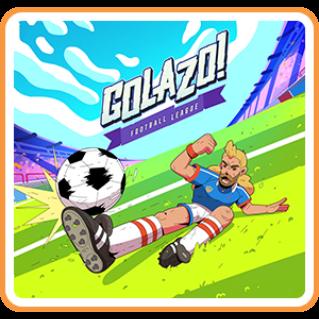 Golazo! - Switch NA - Full Game - Instant - S12