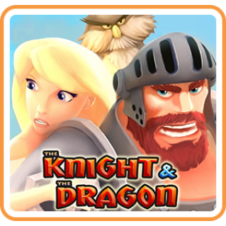 the Knight & the Dragon - Switch NA - FULL GAME - A17