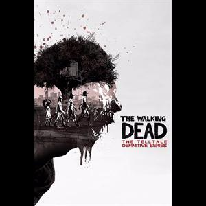 The Walking Dead: The Telltale Definitive Series - Full Game - XB1 instant - J31